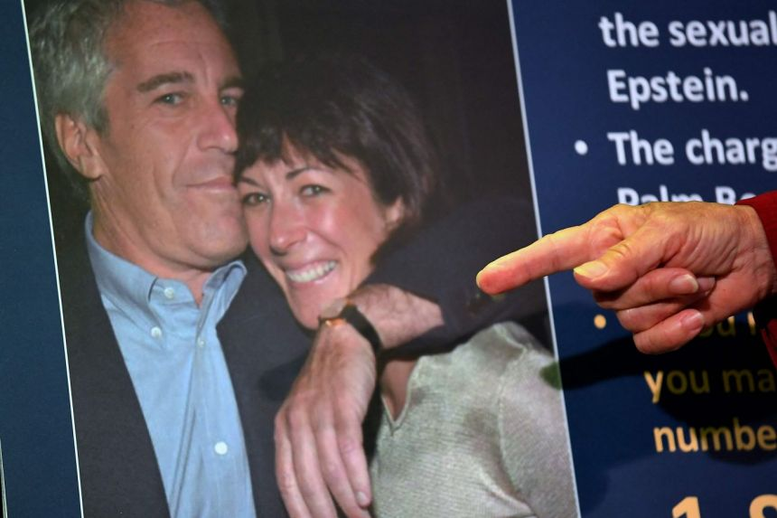 Jeffrey Epstein associate Ghislaine Maxwell can't be blamed for filthy jail cell, lawyer says