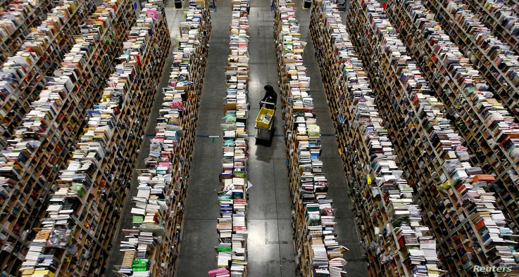 Amazon Workers Appear to Reject Unionization Push in Alabama