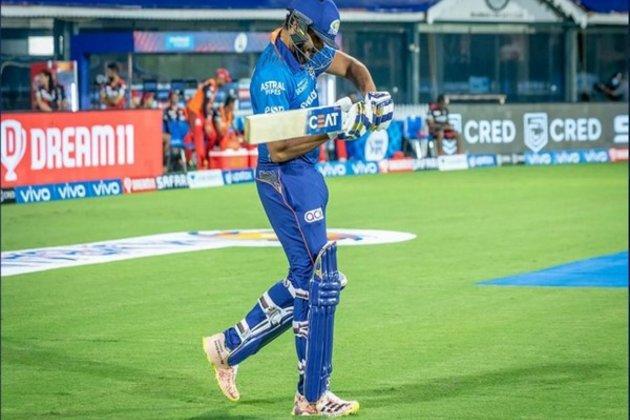 Rohit always stays calm whenever MI is under pump: Surya