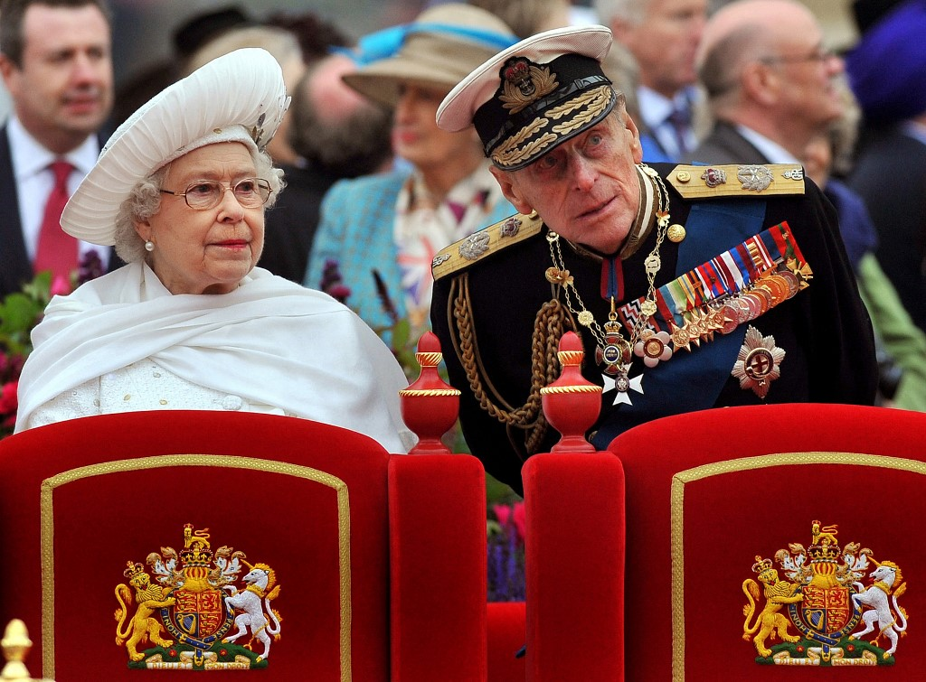 Queen Elizabeth II's husband Prince Philip has died: palace
