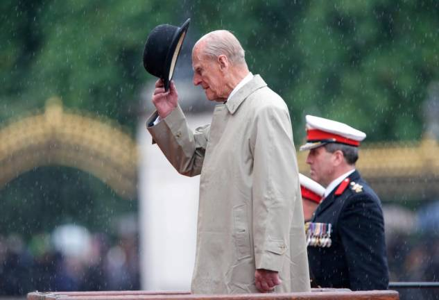 World reacts to death of Britain's Prince Philip