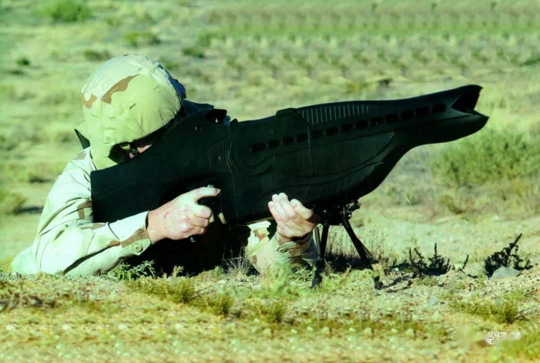 如果步枪被取代,取代它的会是定向能武器吗?