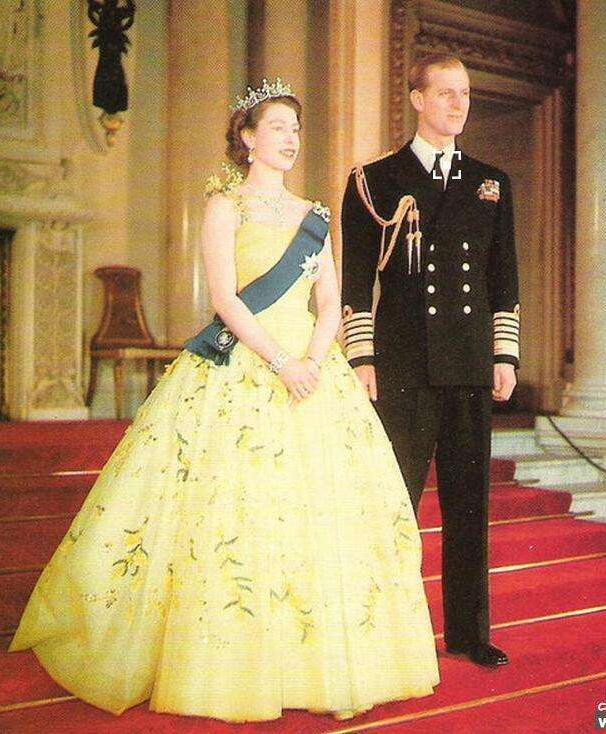 英女王与菲利普亲王结缡73载 婚事当初不受认可