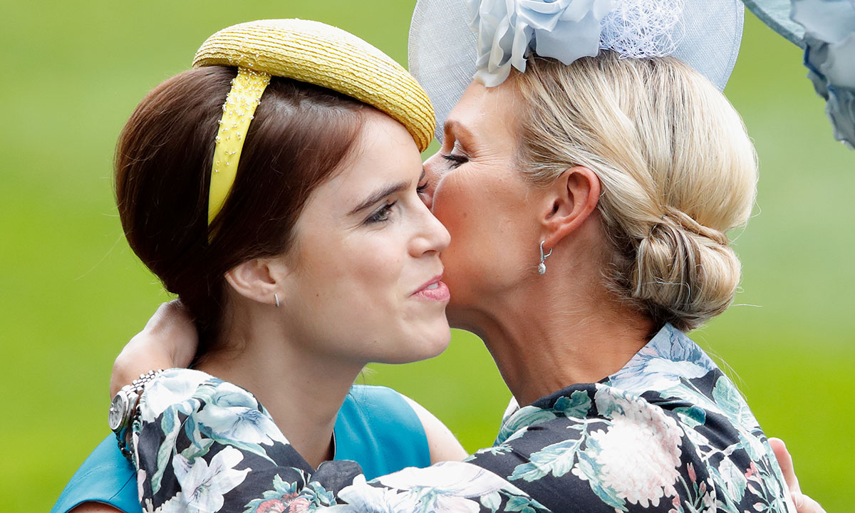 How Princess Eugenie and Zara Tindall paid the ultimate tribute to Prince Philip before his death