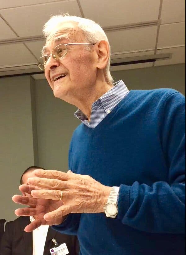 Yehuda Ben-Yishay, Pioneer in Treating Brain Injuries, Dies at 88
