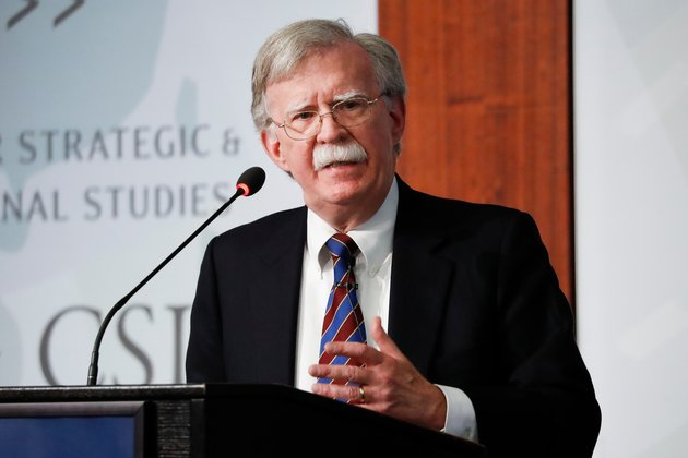 Bolton: North Korea Unlikely to Denuclearize Under Kim