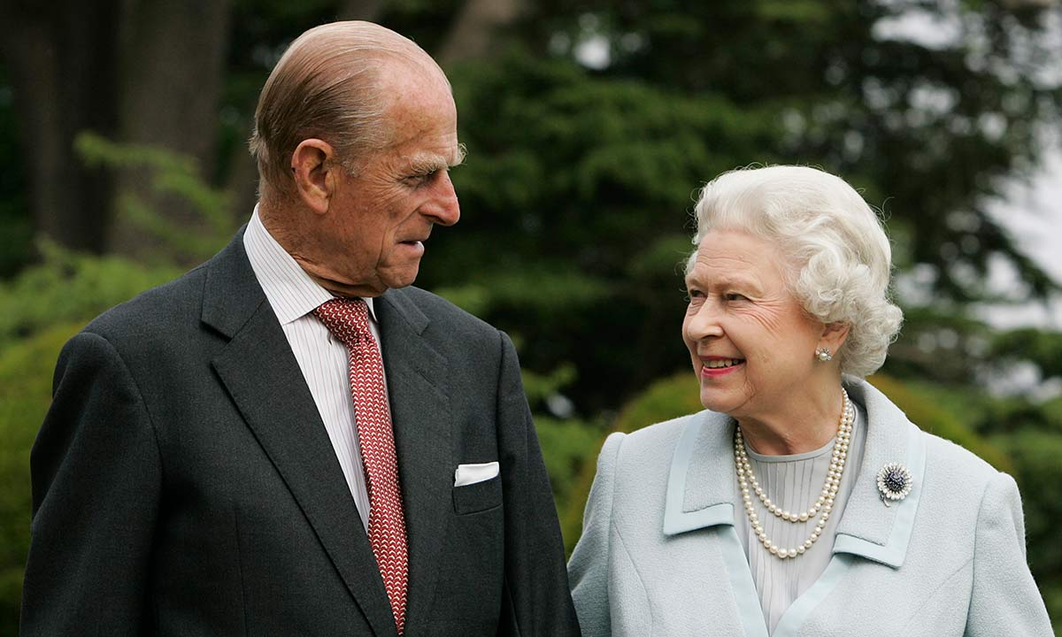 How Prince Philip was always the Queen's rock
