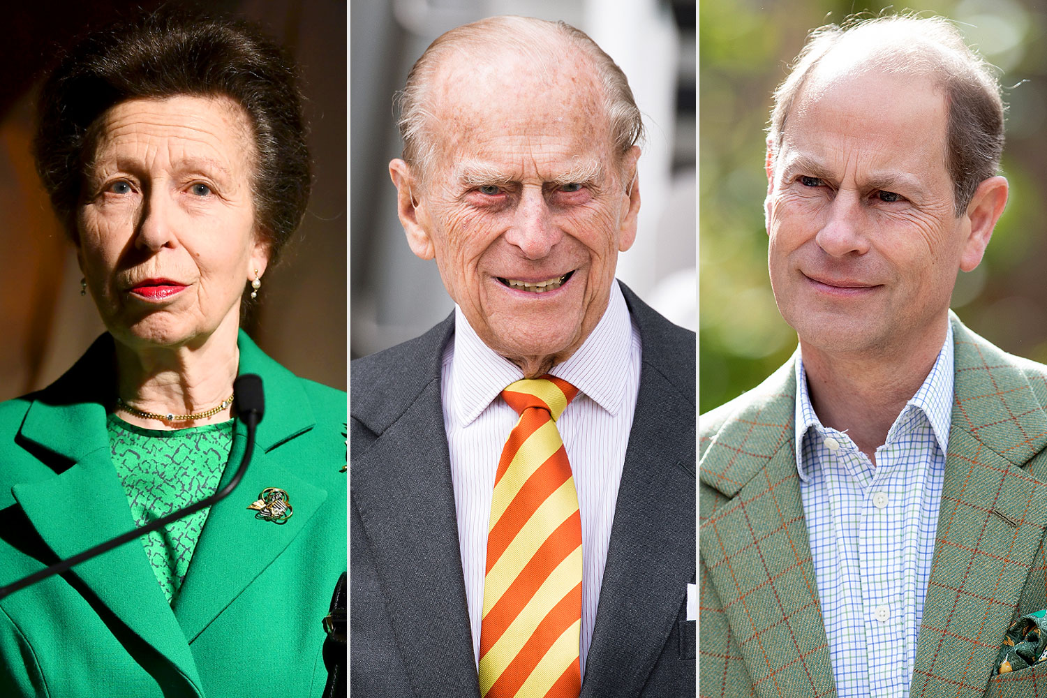 Princess Anne Says 'Life Will Be Completely Different' Following Father Prince Philip's Death
