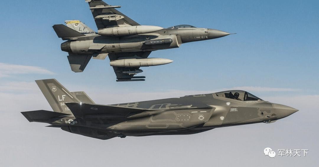 丹麦与美国军事关系密切,合作建造F35,童话之国负责航电部件