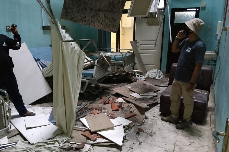 印尼海底地震 未触发海啸警报