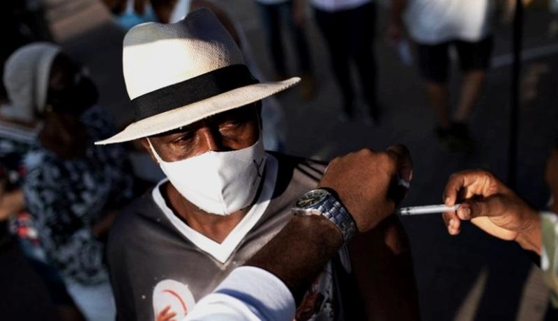 巴西冠病疫情未歇 单日新增逾1800人病亡