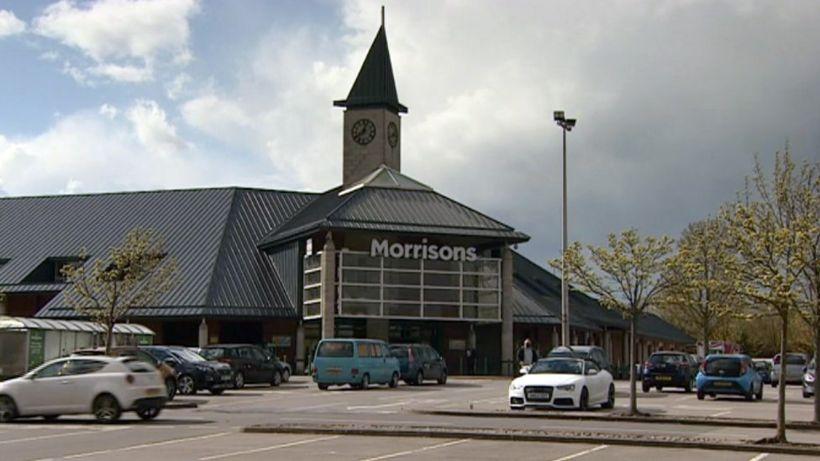 Baby found dead in Bilston supermarket car park