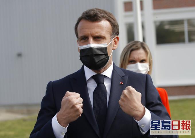 法国伊斯兰文化中心被破坏及涂鸦 马克龙政府强烈谴责