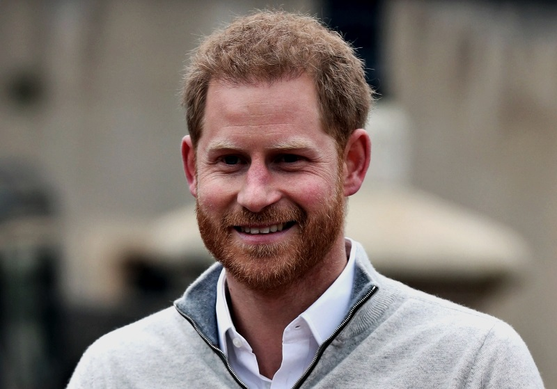 传哈里已抵英居家隔离 准备出席菲利普亲王葬礼