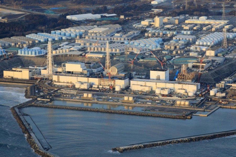 日排放核污水 中国严重关切
