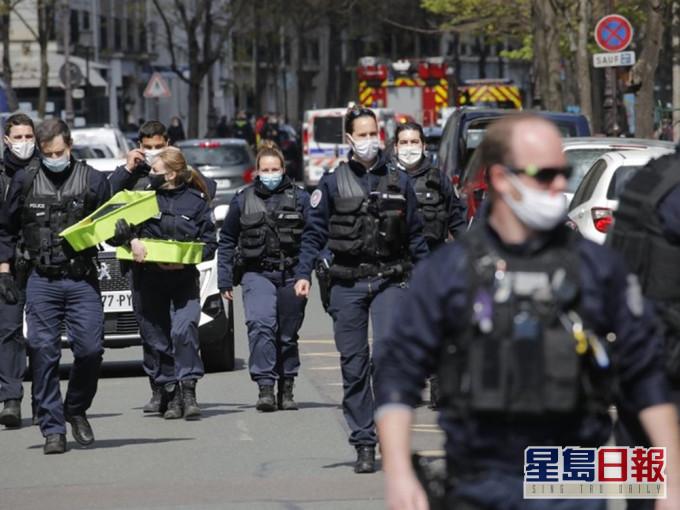 巴黎一间医院发生枪击案1死2伤 枪手目前在逃