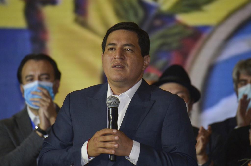 Socialist candidate loses Ecuador's presidential election