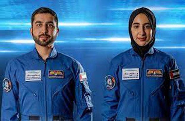 阿联酋首名女太空人 是她!