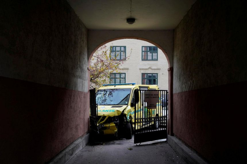 Norway man on trial for attempting to kill seven with hijacked ambulance