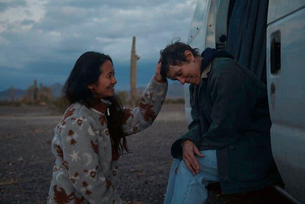 'Nomadland' Wins Big at Diverse BAFTAs