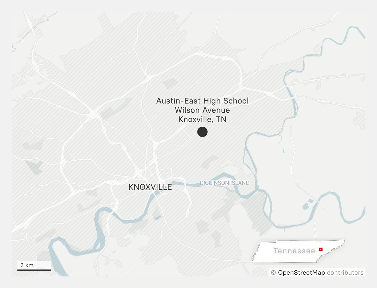Multiple People Were Reportedly Shot At A High School In Tennessee