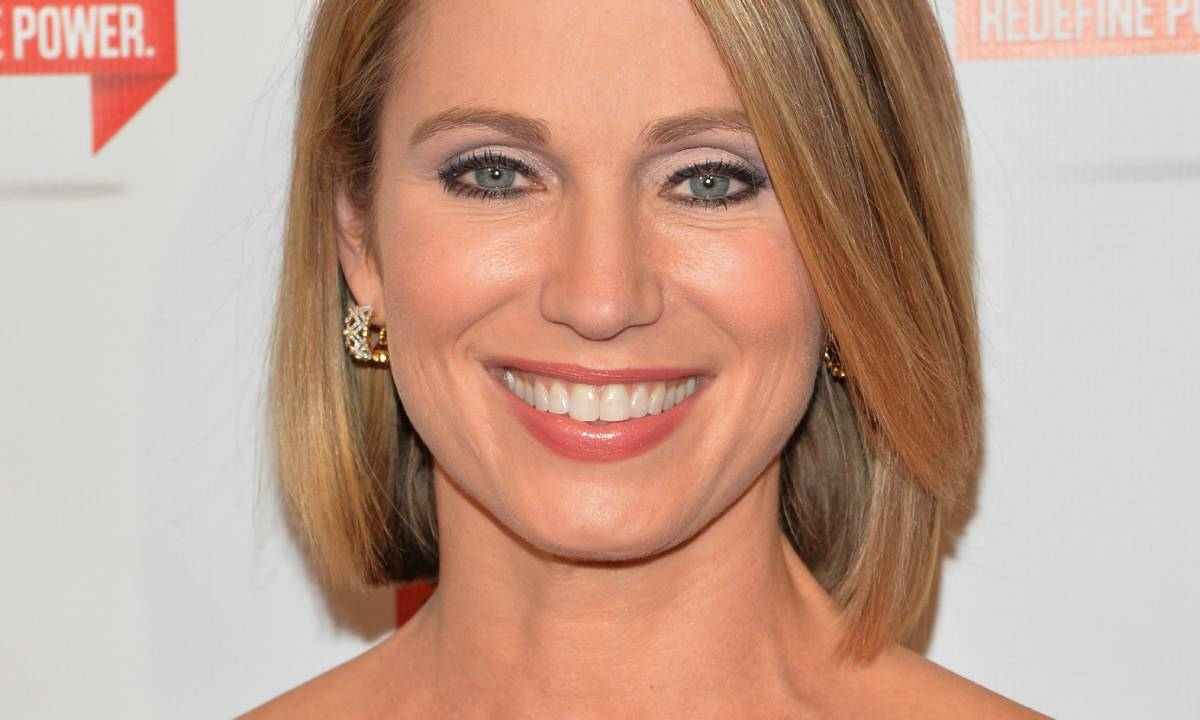 GMA's Amy Robach stuns fans with inspiring photo as she reveals fitness secret