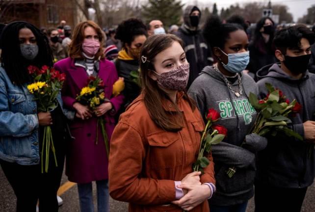 Minneapolis under curfew after officer shoots Black motorist dead
