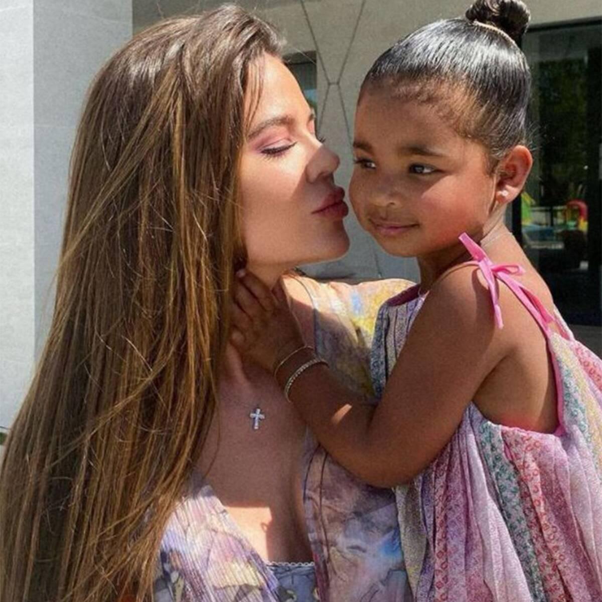 See Every Photo From Khloe Kardashian's Extravagant Birthday Celebration for True Thompson