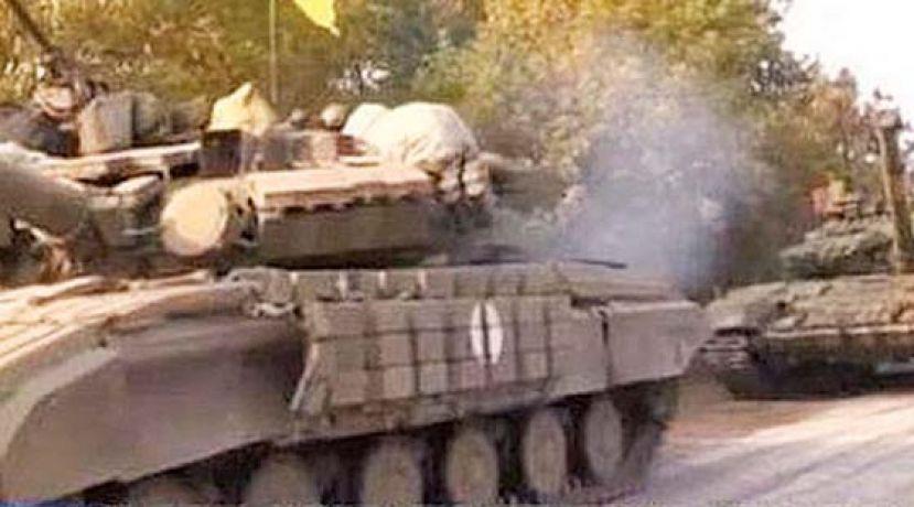 乌克兰东部局势趋紧 美国动作频频黑海战云密布