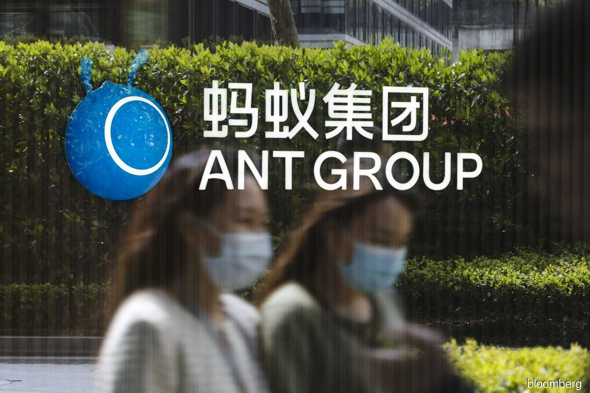 China's central bank wants Ant to hand over data — FT