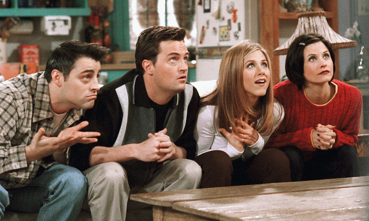 Fans are confused for this reason after Friends shares first look at reunion