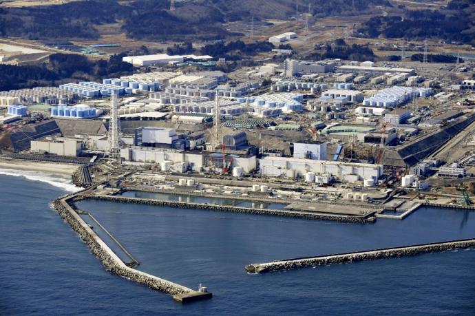 日议决福岛核污水排入大海