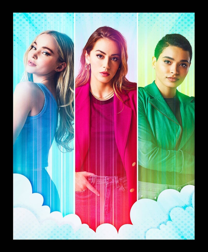 The Powerpuff Girls Official First Look Revealed by The CW