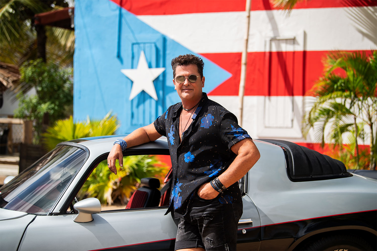 Carlos Vives Talks New Song with Ricky Martin About 'Magical' City of San Juan, Puerto Rico