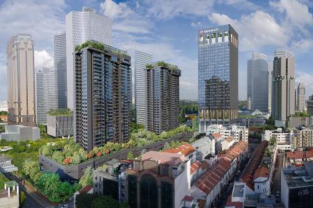 Number of condo units resold hits 10-year high