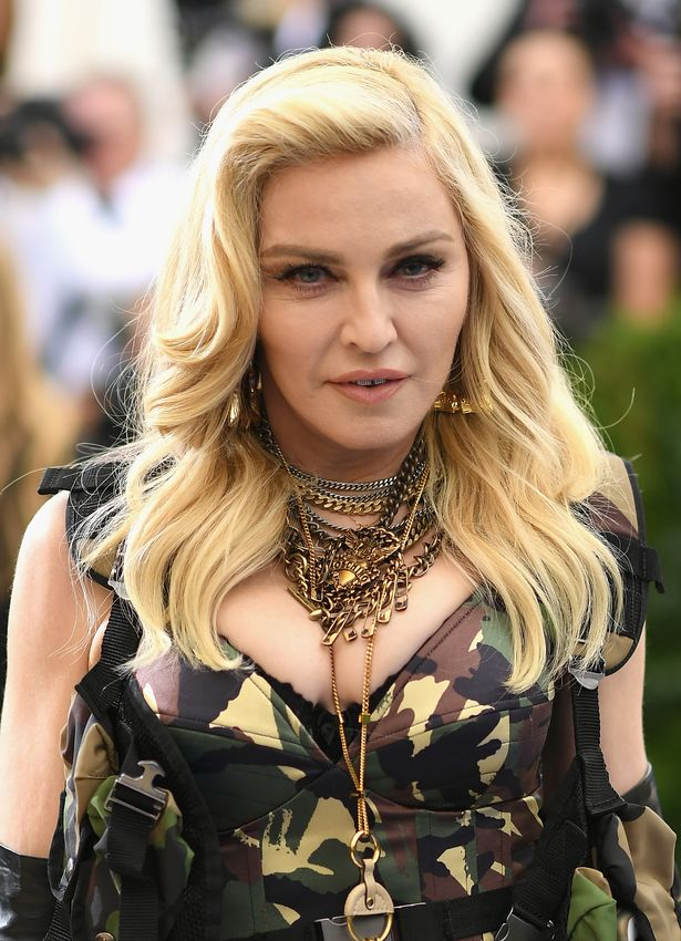 Madonna hits back at troll who criticised her Daunte Wright post calling for gun control