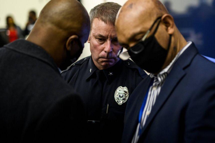 Minnesota police chief, officer who fatally shot Black man, both resign
