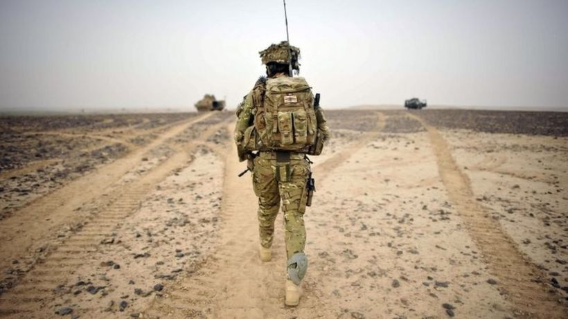 UK troops expected to leave Afghanistan by September