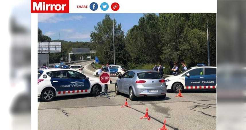男子驾车游欧洲 超速遭警拦截 惊见腐尸坐副驾!