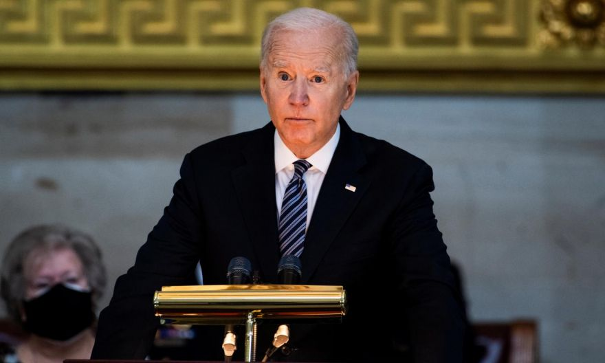 Biden invited to address joint session of US Congress to mark 100 days in office
