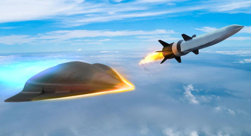 俄专家:美研发高超声速武器10年投资150亿美元 但仍落后于中俄