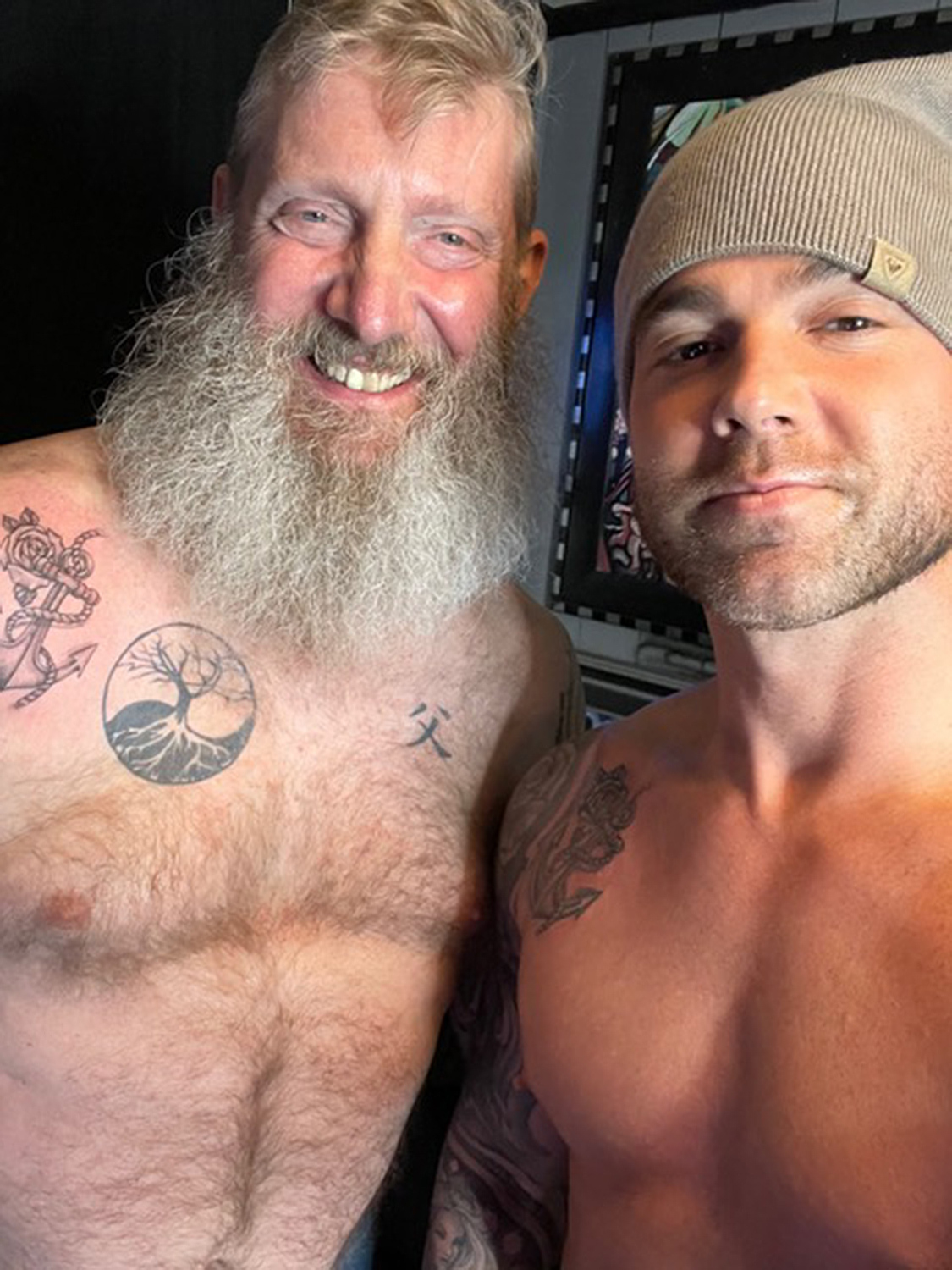 Jay Allen's Song 'Tattoos to Heaven' Goes Viral Thanks to the Story of a Terminally Ill Toledo Man