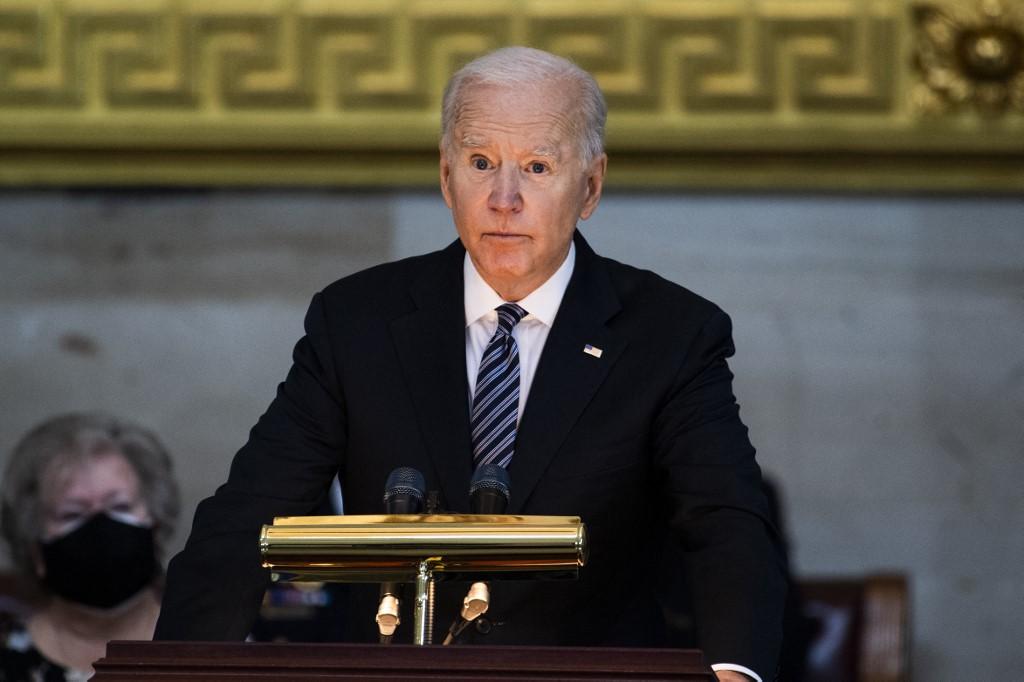 Biden to address US Congress to mark 100 days in office