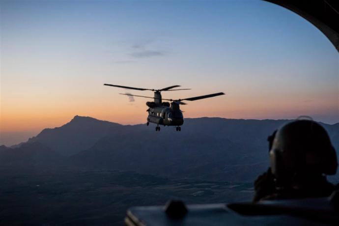 美军下月起撤离阿富汗 拜登:把焦点放中国