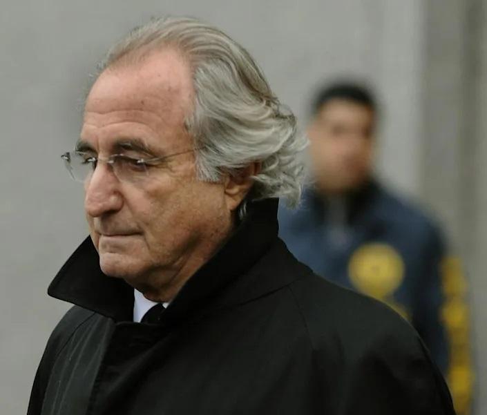Ponzi schemer Bernie Madoff dead in US prison