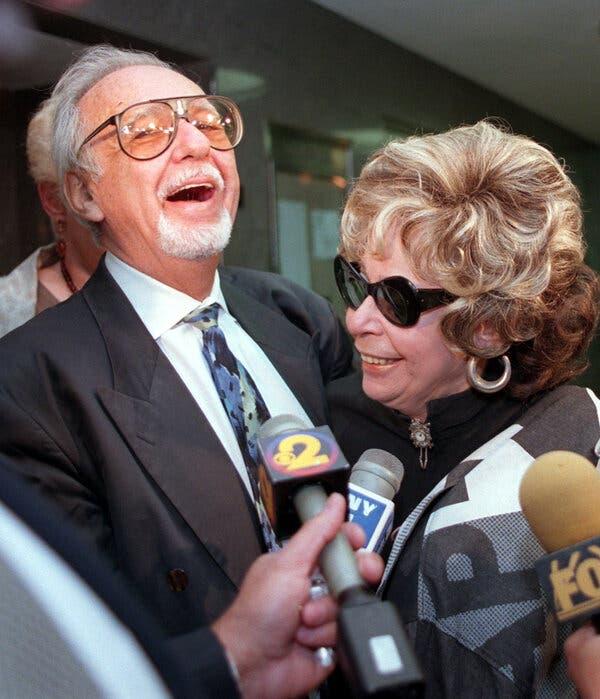 Burt Pugach, Protagonist of a Strange Tabloid Love Story, Dies at 93