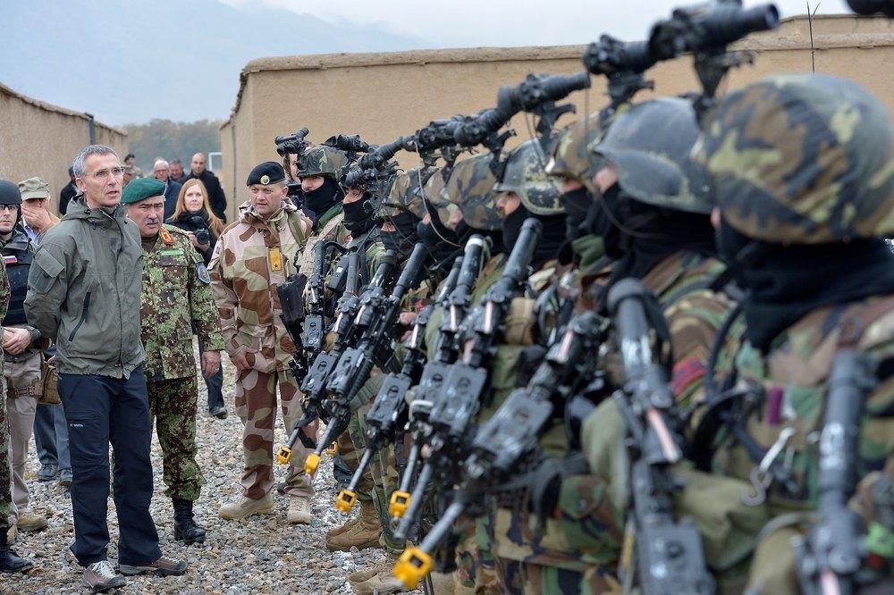 最长战争结束 美军将全数撤离阿富汗 北约同时离开