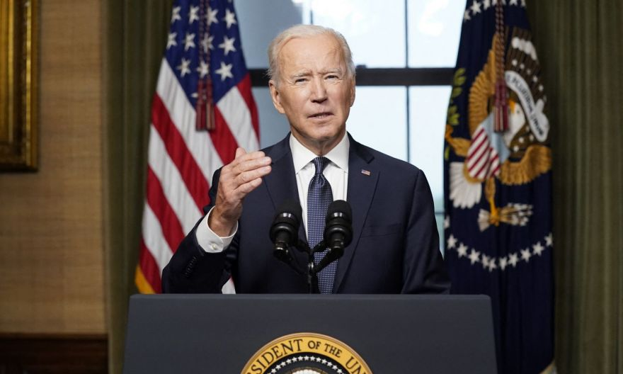 'Time to end the forever war': Biden to start US Afghanistan pullout on May 1