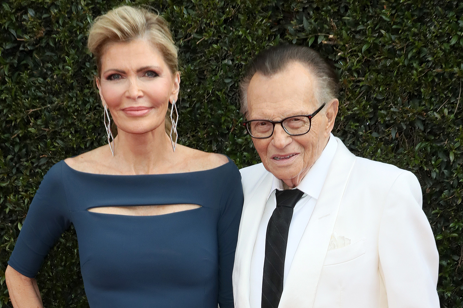 Larry King's Estranged Wife Shawn Asks to Be Executor of His Estate amid Legal Battle over Will