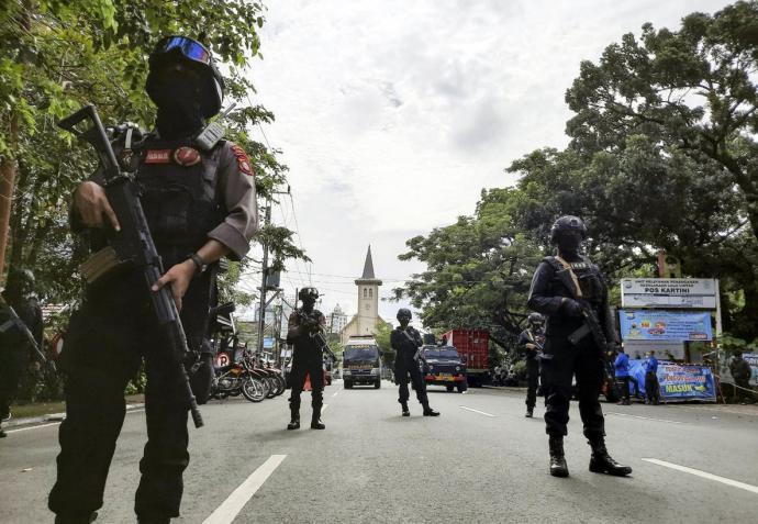 印尼慎防极端主义蔓延